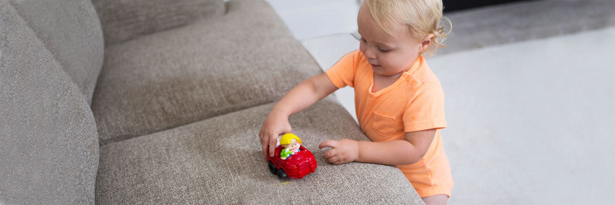 Upholstery Cleaning Services by Chem-Dry of Bellingham are safe for kids and pets