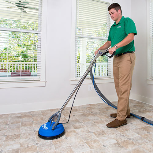 Stone, Tile and Grout Cleaning Provided by Chem-Dry