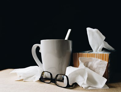 tissues for allergies caused by dirty carpet in Bellingham WA