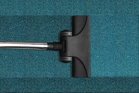 Carpet Cleaning Myth #1 vacuuming carpet in Bellingham WA